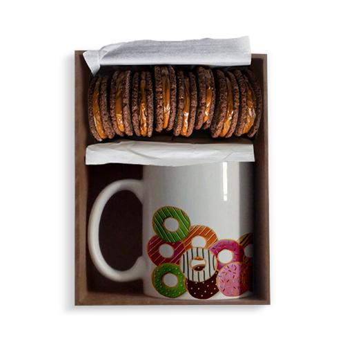 2.Kit cookie ou kit chá