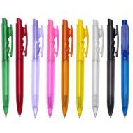 caneta plastica personalizada