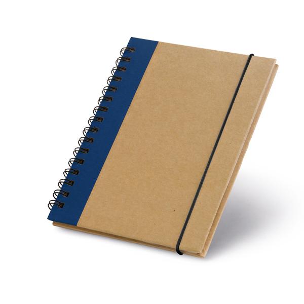 caderno reciclado personalizado