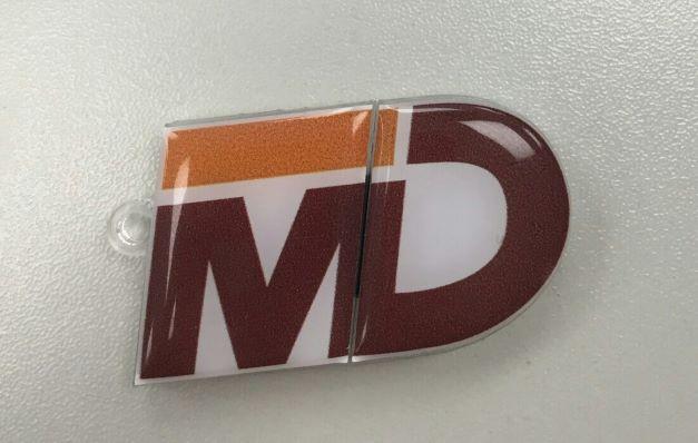 pen drive estilizado MD