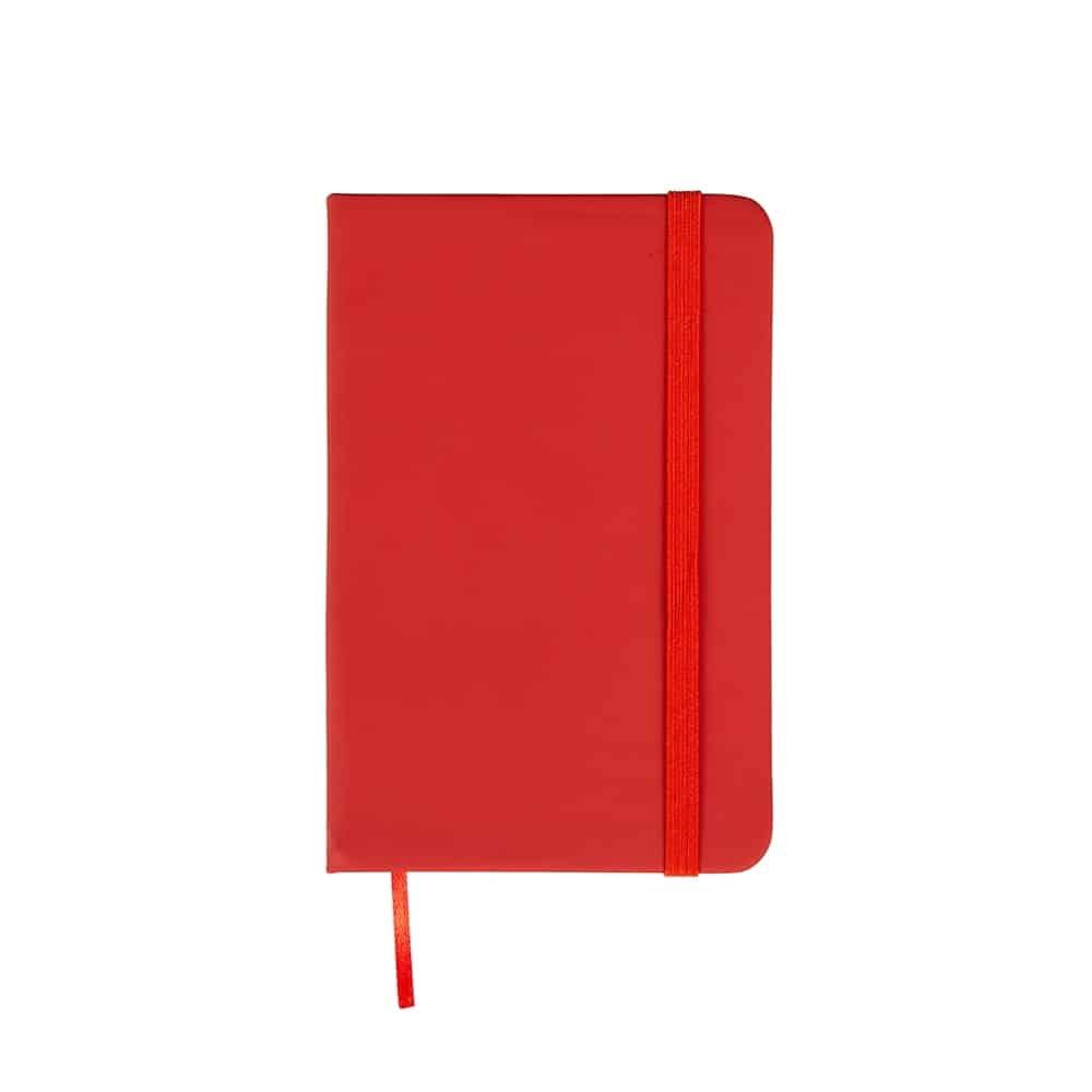 Caderneta-Tipo Moleskine