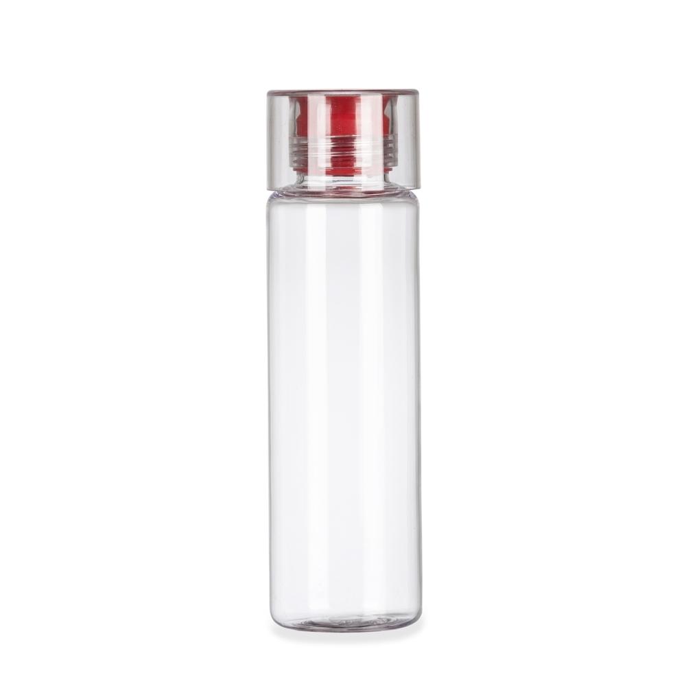 x-13779 Squeeze-Plastico-600ml-VERMELHO-