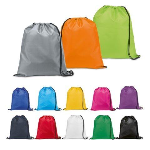 mochila tipo saco personalizada