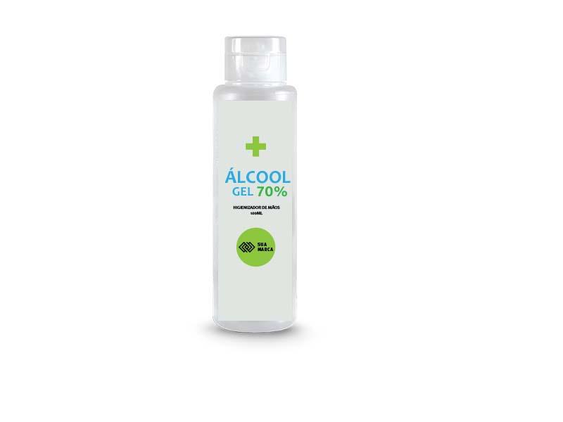 Alcool em Gel 100ml