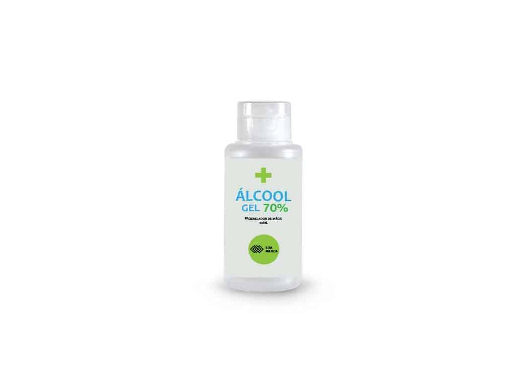 Alcool em Gel 60ml