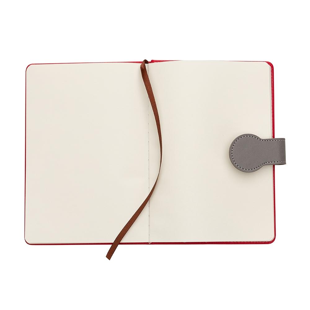 Bloco de anotações Sem Pauta aberto