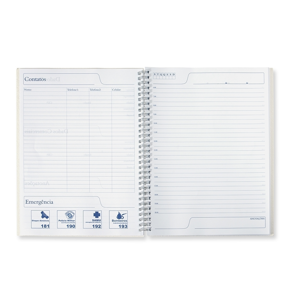 Caderno Pet Sublimatico Grande