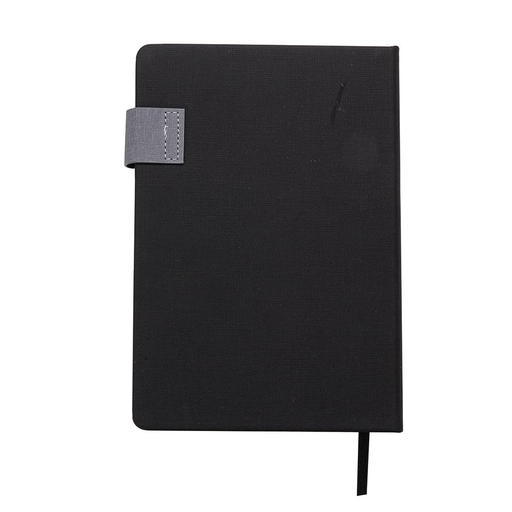 Caderno com Fecho Magnetico-