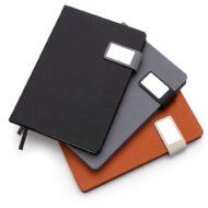 Caderno com Fecho Magnetico