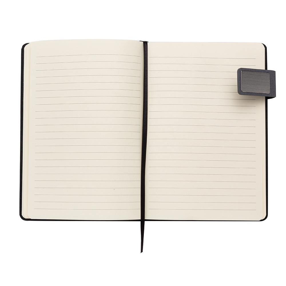 Caderno com Fecho Magnetico…