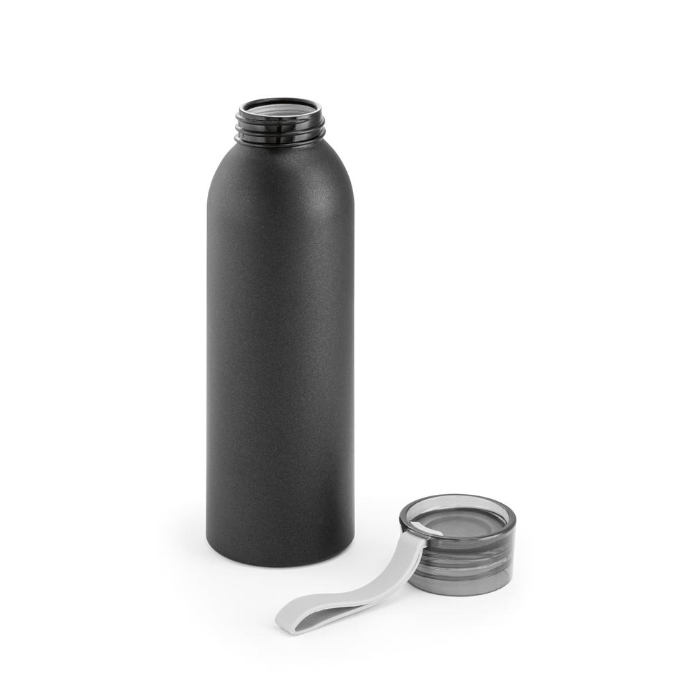 squeeze alumínio preta