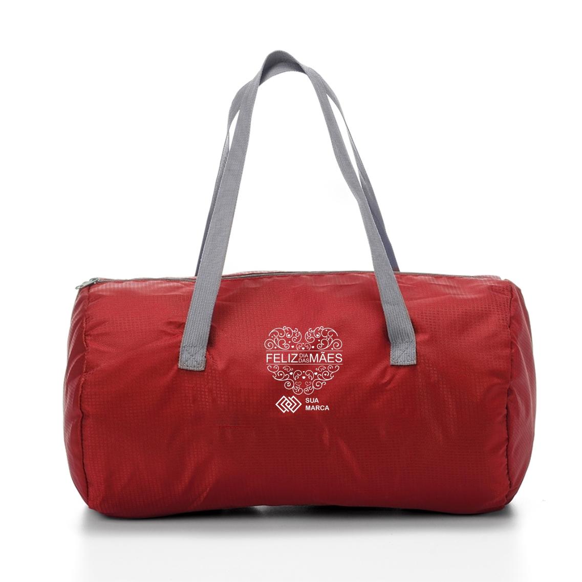 sacola de viagem